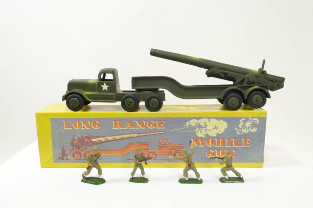 Picture Gallery for Crescent 1271 Long Range Mobile Gun