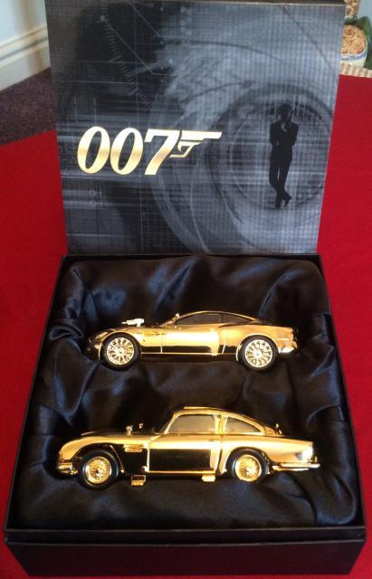 Picture Gallery for Corgi Classics 7 Corgi & Bond 40th anniversary