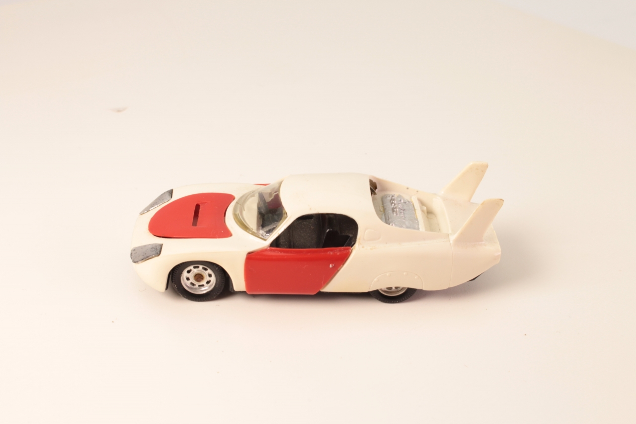 Norev #161 - CD 24 Le Mans - White/Red