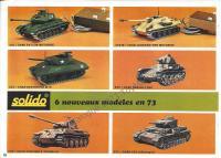 N80 Schachtel Militär Panzer Jagdpanther Solido