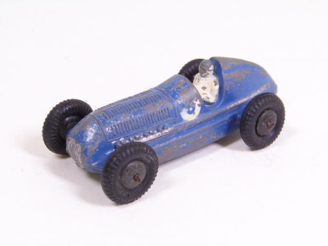 Picture Gallery for Dinky 23c Mercedes Benz Racing Car