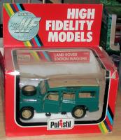 Picture Gallery for Polistil S649 Land Rover