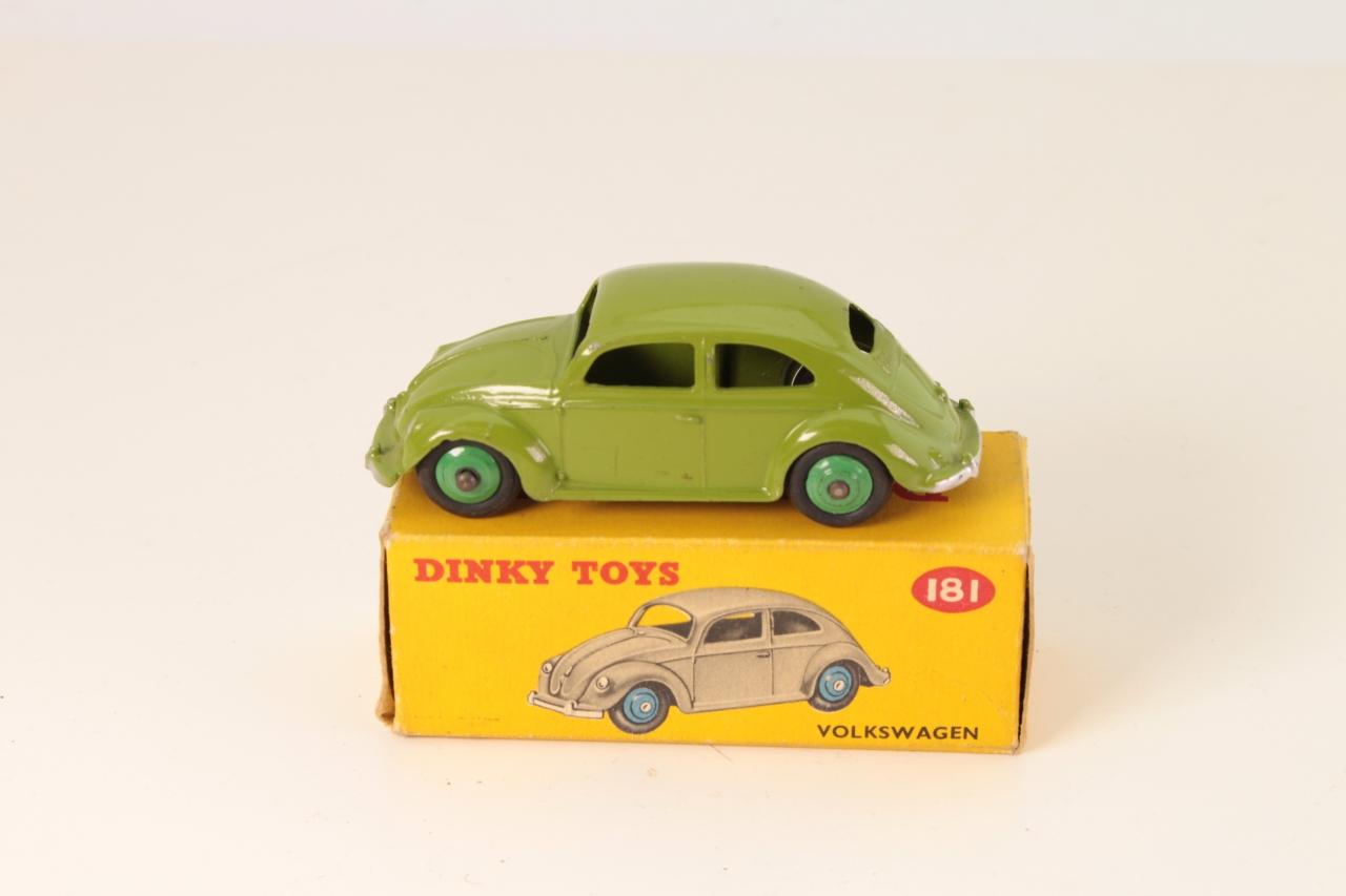Dinky #181 - Volkswagen - Green