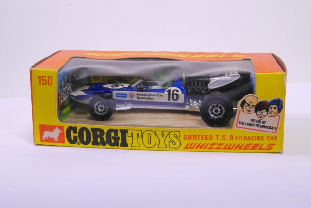 Corgi 150 Surtees Ts9 F1 Buy Sell Review Free Price Guide 1044