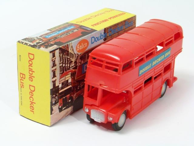 Picture Gallery for Salco 454 Double Decker Bus