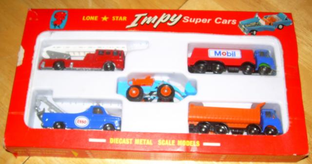 Picture Gallery for Lone Star 304 Commercials vehicles set.