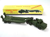 Picture Gallery for Dinky 660 Tank Transporter