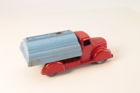 Unidentified # - Tanker - Red/Blue