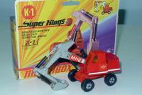 Picture Gallery for Matchbox K-1 HYDRAULIC EXCAVATOR