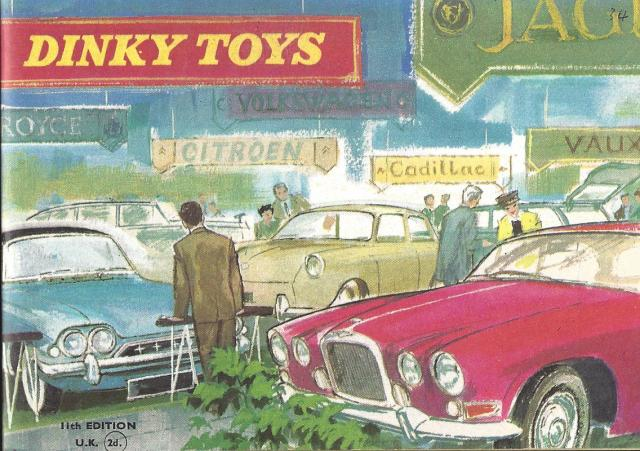 Picture Gallery for Catalogue 1963 Dinky