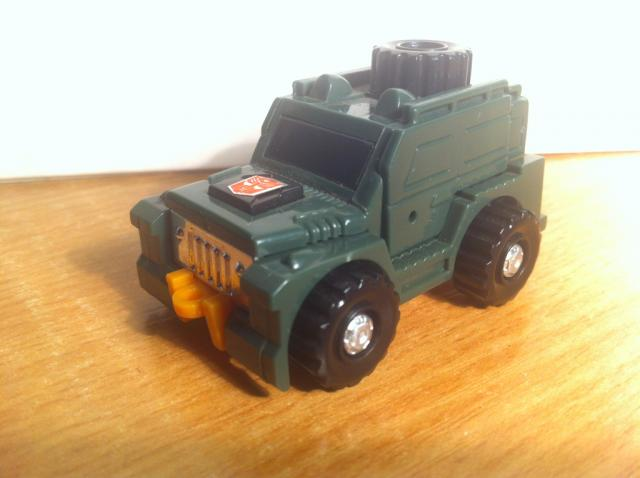 Picture Gallery for Transformers 15 Brawn