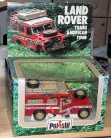 Picture Gallery for Polistil S652 Land Rover