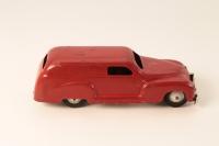 AMB # - Delivery Van - Red