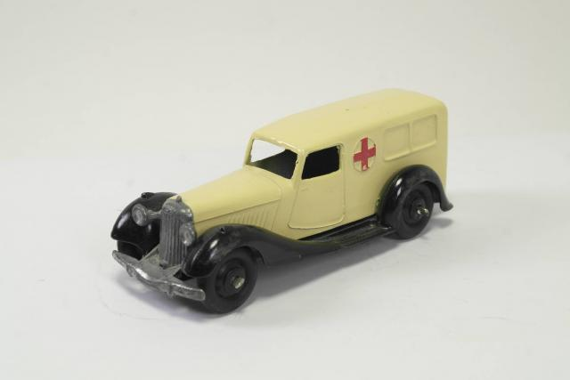 Picture Gallery for Dinky 30f Ambulance