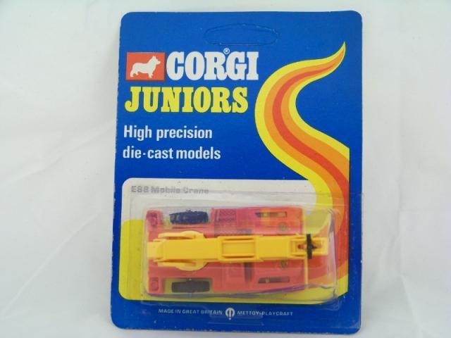 Picture Gallery for Corgi Juniors E88 Mobil Crane
