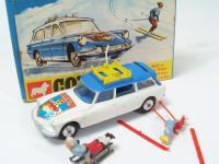 Picture Gallery for Corgi 499 Citroen 1968 Olympic