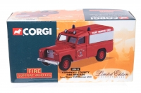 Picture Gallery for Corgi 07411 Land Rover - Cliff Rescue