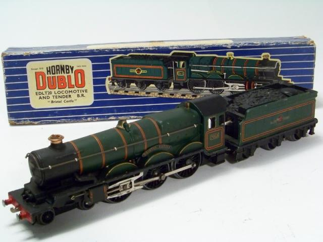 Picture Gallery for Hornby Dublo EDL20 Bristol Castle