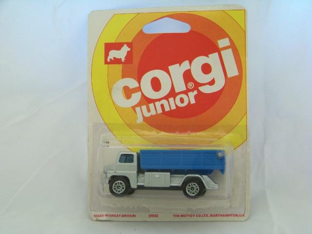 Picture Gallery for Corgi Juniors 49 Tipping Lorry