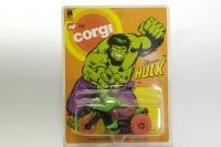 Corgi Juniors #100 - Hulkcycle - Green/Black/Red