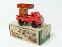 Picture Gallery for Brimtoy 9/541 Overhead Repair Lorry