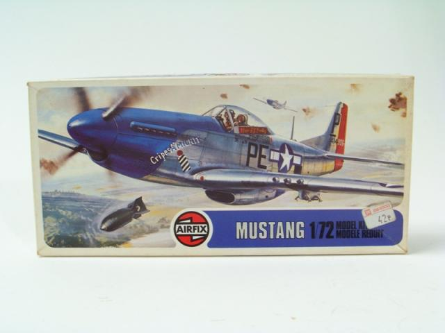 Picture Gallery for Airfix 02045-g P-51D Mustang