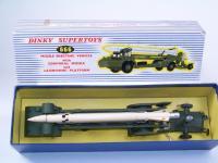 Corporal Missile Erecting Vehicle