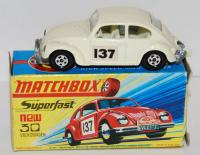 Picture Gallery for Matchbox 15d Volkswagen 1300 Saloon