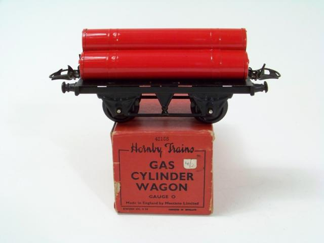 Picture Gallery for Hornby O 42155 Gas Cylinder Wagon