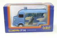 Picture Gallery for Tomica F14 Citroen H Van