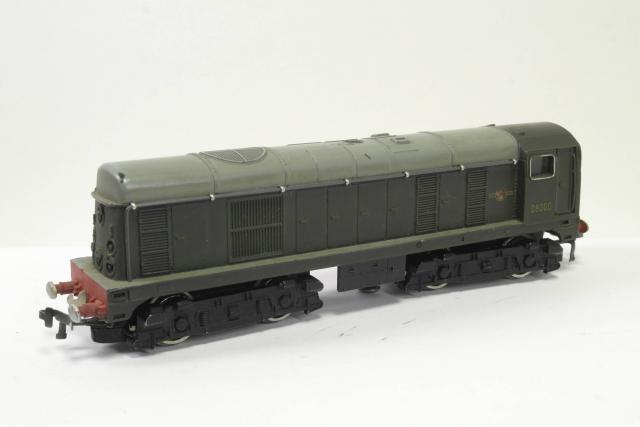 Picture Gallery for Hornby Dublo L30 Bo-Bo Diesel Locomotive