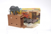 Corgi #607 - Chipperfields Elephant Cage - Plastic Kit