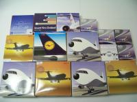 Picture Gallery for Bulk-Trade 15 Jet-X 400 Diecast Aircraft