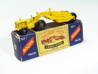 Picture Gallery for Matchbox M1a Caterpillar Earth Mover