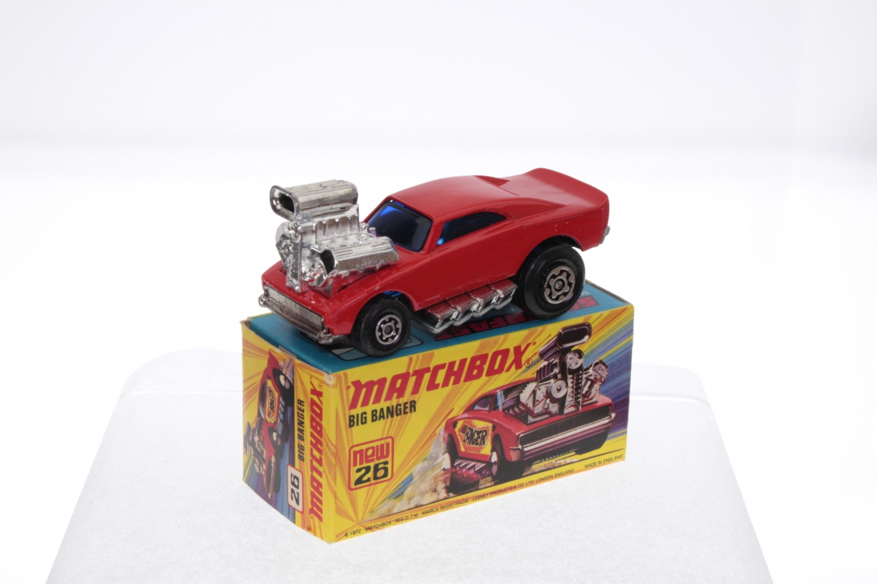 Matchbox 26d, Big Banger - Buy, Sell, Review & Free Price Guide #3125