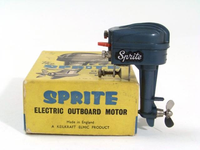 Picture Gallery for Keilkraft 6011 Sprite Outboard Motor