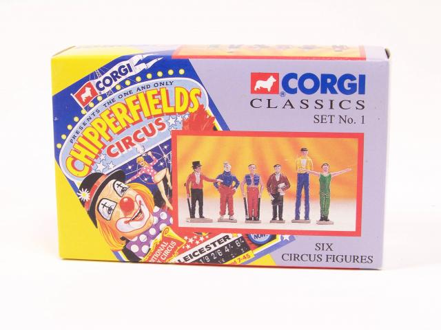 Picture Gallery for Corgi Classics 1 Six Circus Figures