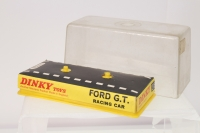 Dinky #215 - Ford GT Racing Car - White