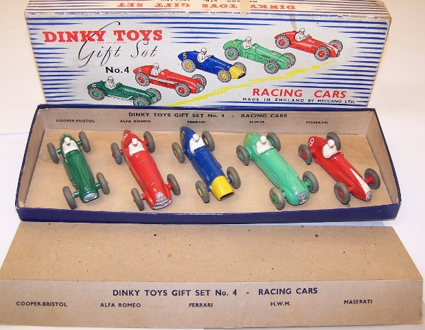 Dinky toys gift set theme, interesting