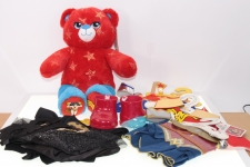 Picture Gallery for Build a Bear 9999 Bear and Outfits Bulk Lot