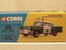 Picture Gallery for Corgi 51301 Chevrolet Sheriff's Car