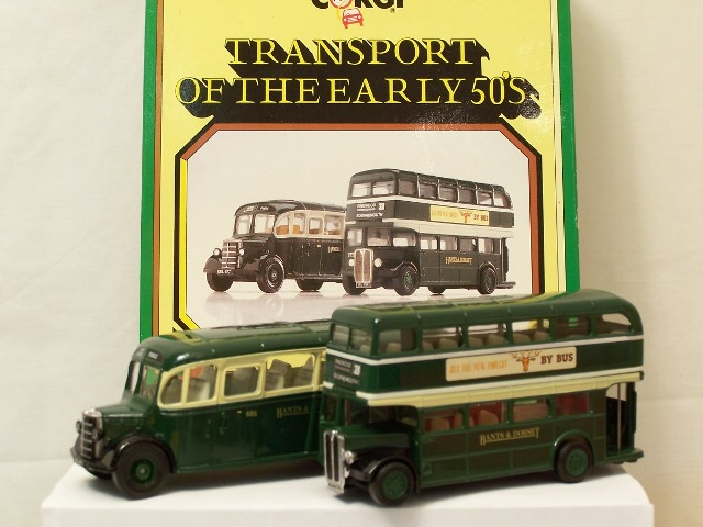Picture Gallery for Corgi Classics D4/1 Transport of The Early 50's