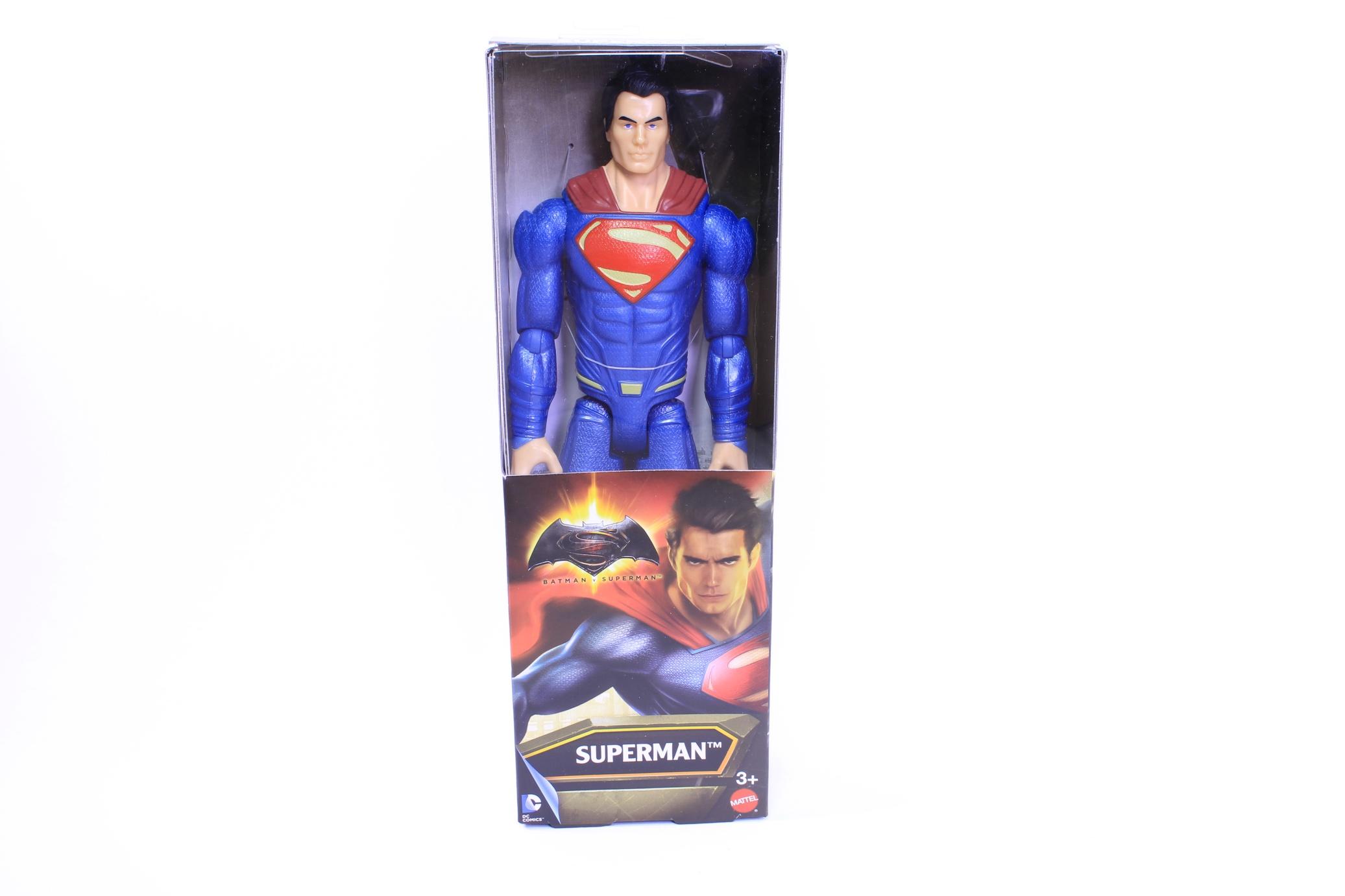 Pack de 2 Batman vs Superman Figures 12 Inch Mattel DLN32