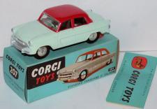 Picture Gallery for Corgi 207 Standard Vanguard