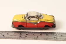 Picture Gallery for Tinplate H-1111 Saloon Car