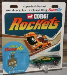 Picture Gallery for Corgi Rockets 916 Carabo Bertone