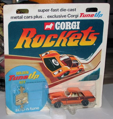 Picture Gallery for Corgi Rockets 903 Mercedes Benz 280SL