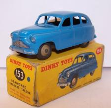 Picture Gallery for Dinky 153 Standard Vanguard