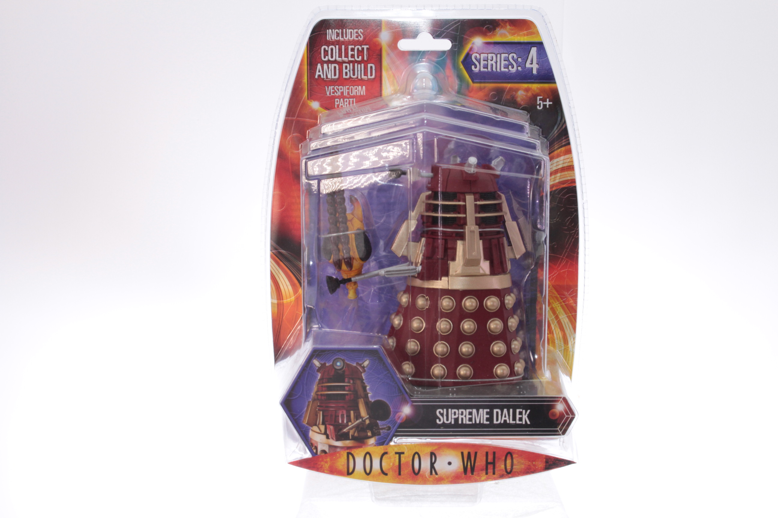 Picture Gallery for Character Options 03162 Supreme Dalek and Vespiform Part