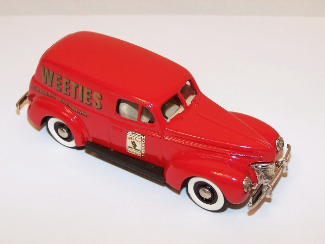 Picture Gallery for Brooklin BRK9X 1940 Ford Sedan Delivery